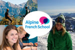 Learn in France with Alpine French School