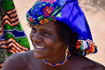 Woman in Cameroon