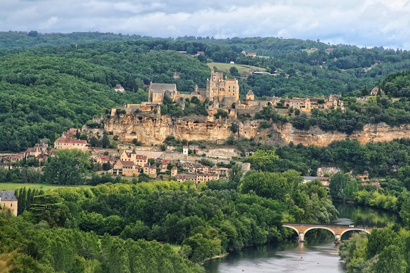 Dordogne, one of the regions in France where you can buy a property