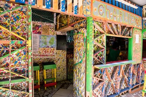 Charlie's Bar in Grenada