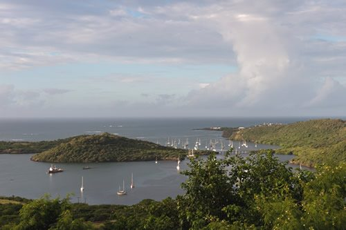Woburn Bay with outstanding views