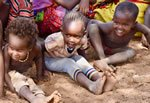 Children in Northern Kenya