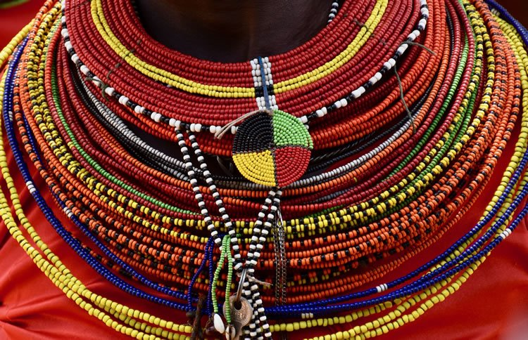 Samburu necklaces