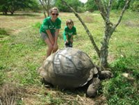Family Travel in the Galapagos