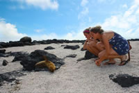 Galapagos tours for women