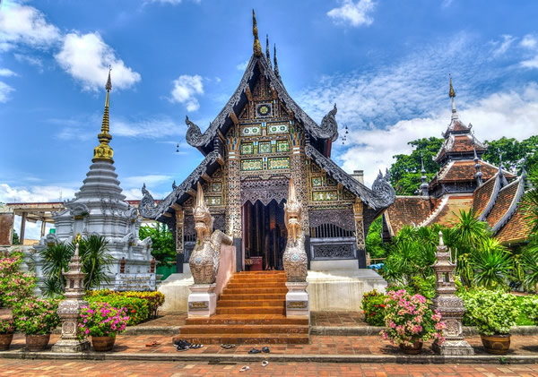 Living in Chiang Mai, Thailand