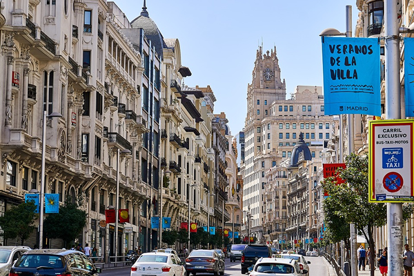 Internships abroad in Madrid, Spain