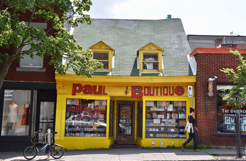 Paul's Boutique: Montreal's coolest CD and vinyl records store