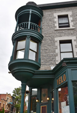 Victorian architecture in Montreal: Bay windows