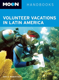 Latin American vacations book