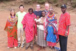 Volunteer in Kenya  - Maasai with VolunteerHQ