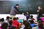 Teach English in China with Worldteach