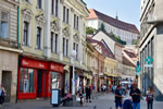 Small tours in Zagreb