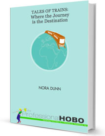 Train Travel Abroad eBook - Journey is Destination