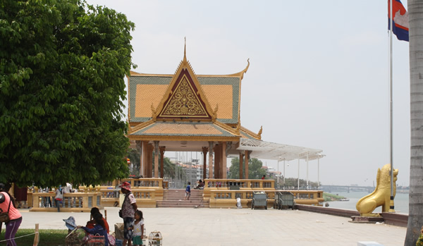 Moving to and Living in Cambodia