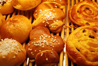 French pastry in the Alps (including croix de savoie).