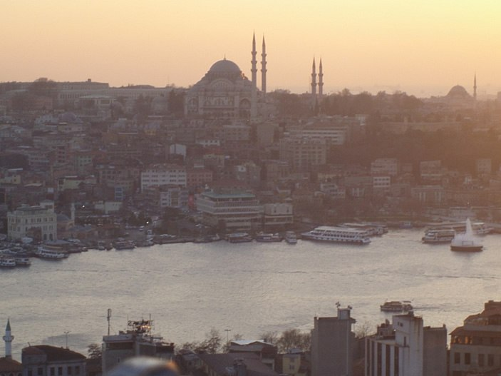 Living and working in Istanbul