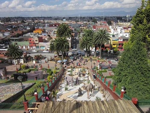 "The ""magic town"" of Metepec in the State of Mexico"