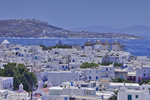 Living on Mykonos, Greece island