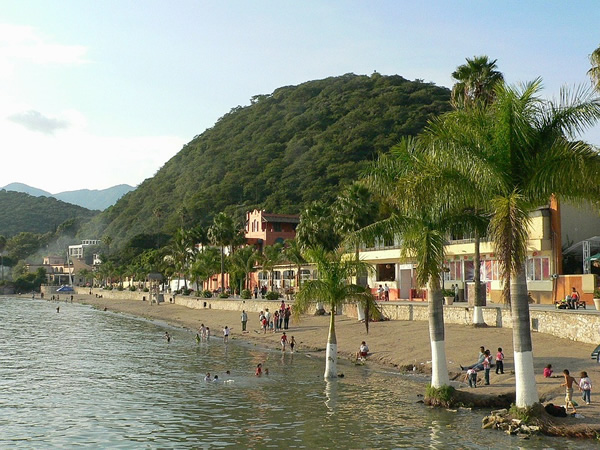 Many people decide to retire in peaceful Lake Chapala, Mexico