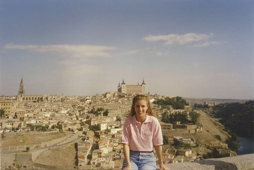 Author in Spain for study abroad