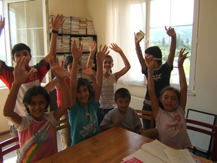 Orphan Students in Turkey
