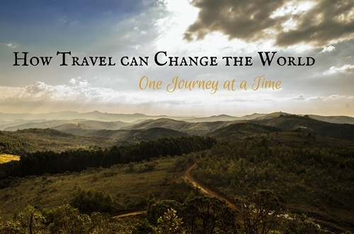 Ethical and pleasurable travel from 'How Travel Can Change the World'