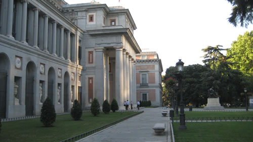 Study Abroad in Madrid - The Prado