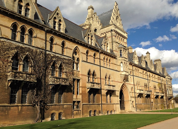 Study abroad at Oxford