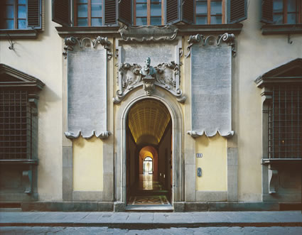 SACI Palazzo Cartelloni: Home to the Art School in Florence