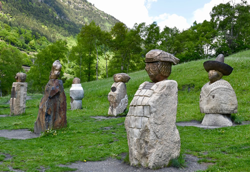 Land Art in the Ordino Valley