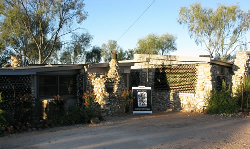 Museum in Lightning Ridge