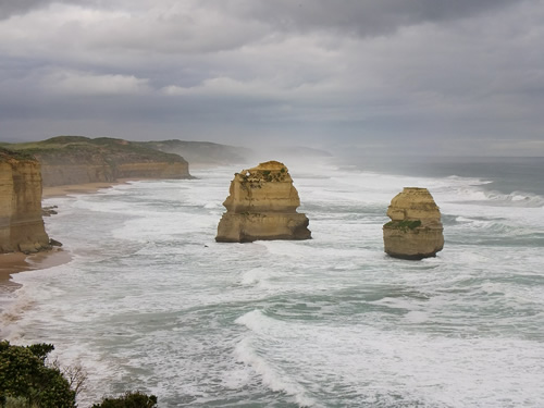 Travel to Twelve apostles Australia