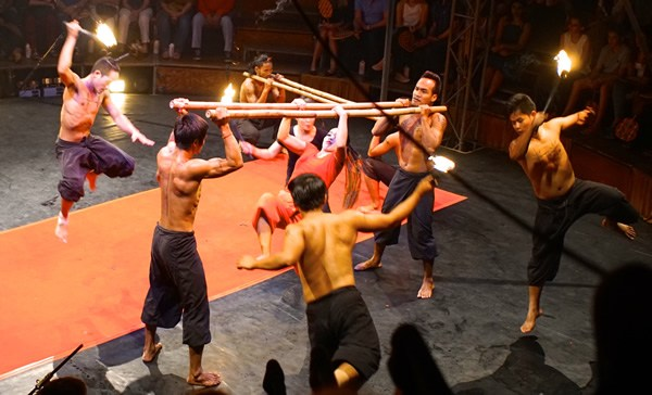 Phare show in Siem Raep: a circus with a social mission