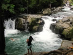 Costa Rica swimming hole