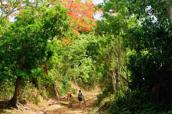 Tubagua hike takes you through the Dominican countryside