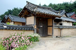 Traditional inns far east