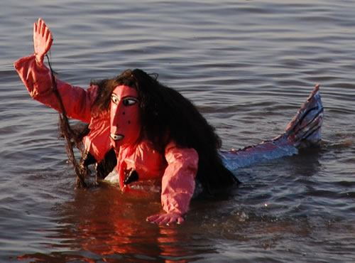 Festival on the Niger - Mermaid