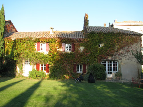 Home rental in France