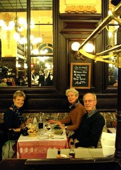 Brasserie in Paris