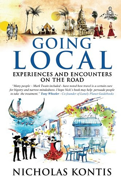 Going Local book by Nicholas Kontis