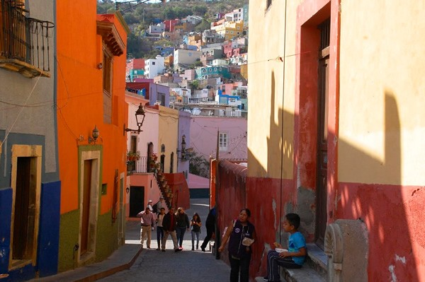 Small group tour in Guanajuato, Mexico