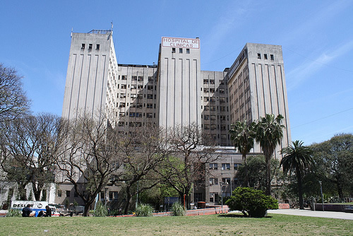 Hospital in Buenos Aires for health care