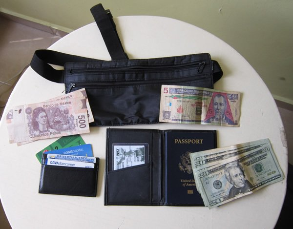 What to do if your money is stolen abroad