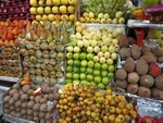 Mexico exotic fruits
