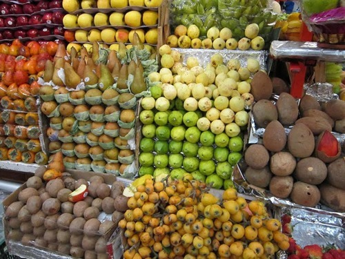 Exploring the Exotic Fresh Fruit of Mexico