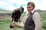 The Nomads of Mongolia