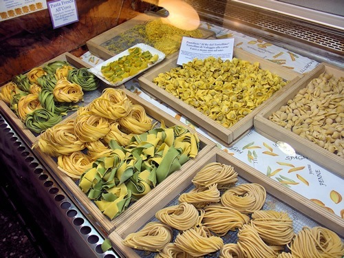 Pasta Making in Northern Italy
