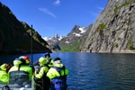 Group adventure travel in Norway