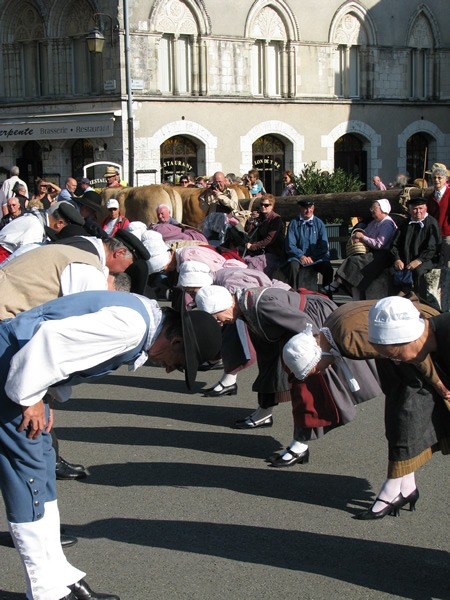 Small local festivals in Europe